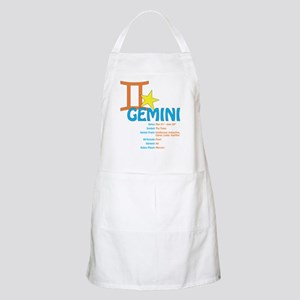 Gemini Traits Apron