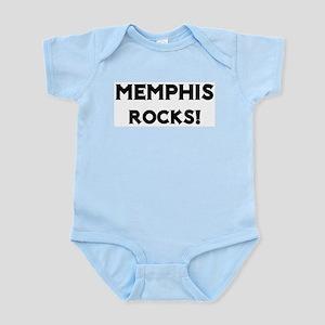 Memphis Rocks! Infant Creeper
