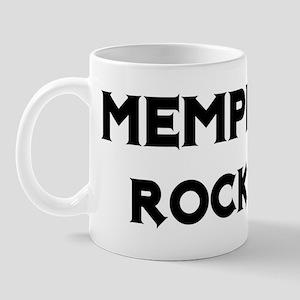 Memphis Rocks! Mug
