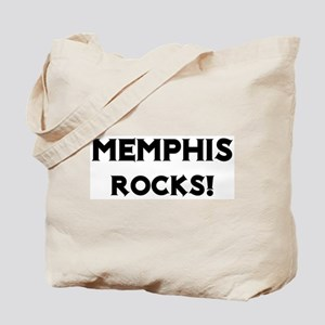 Memphis Rocks! Tote Bag