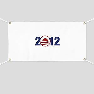 Obama 2012 Banner