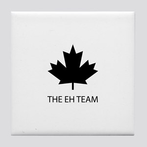 The Eh Team Tile Coaster