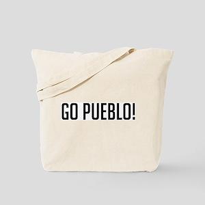 Go Pueblo! Tote Bag
