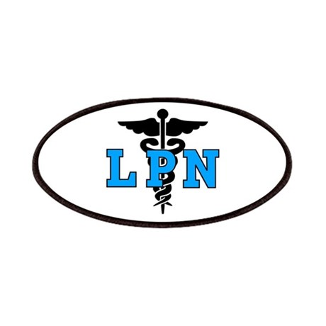 LPN Medical Symbol Patches