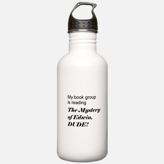 Mystery of Edwin Water Bottle
