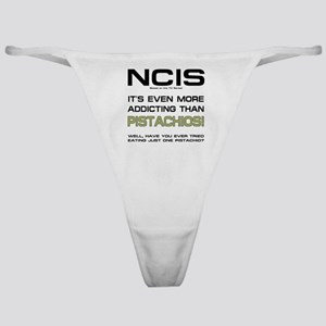 NCIS: Pistachios2 Classic Thong