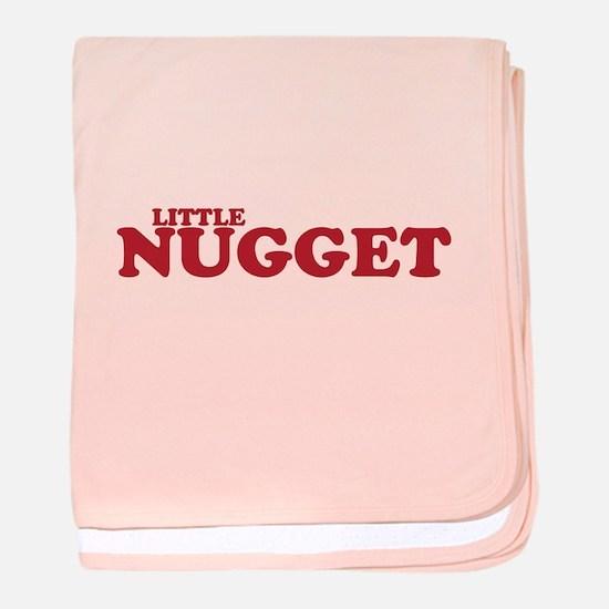 Little Nugget -- baby blanket