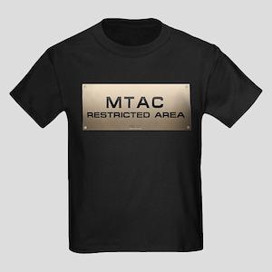 NCIS: MTAC Kids Dark T-Shirt