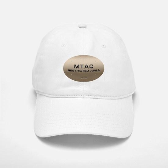 NCIS: MTAC Baseball Baseball Cap