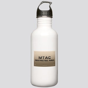 NCIS: MTAC Stainless Water Bottle 1.0L