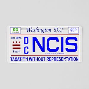 NCIS: License Aluminum License Plate