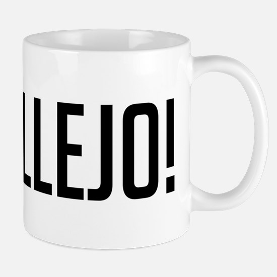 Go Vallejo! Mug