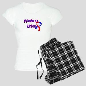 Brother CHD Survivor Women's Light Pajamas