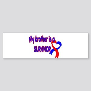 Brother CHD Survivor Sticker (Bumper)