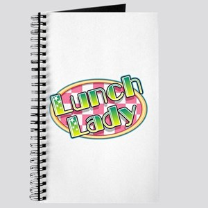 Lunch Lady Journal