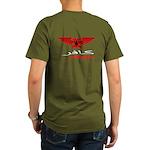 Bagram Organic Men's T-Shirt (dark)