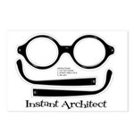 Instant Architect Postcards (Package of 8)
