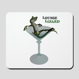 Lounge Lizard Mousepad