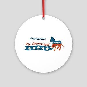 Profession for Obama Ornament (Round)