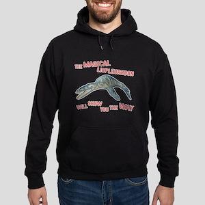 Liopleurodon Hoodie (dark)
