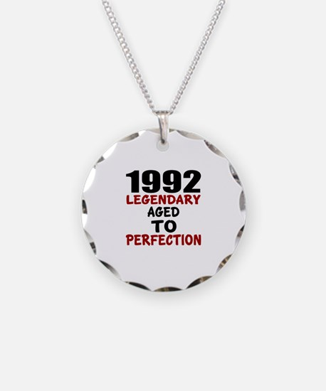 1992 Legendary Aged To Perfe Necklace