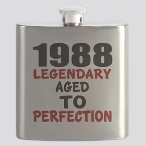 1988 Legendary Aged To Perfection Flask