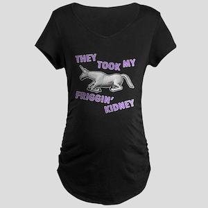 Kidney Maternity Dark T-Shirt