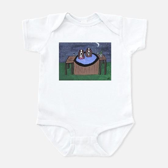 Hot Tubbing Infant Creeper