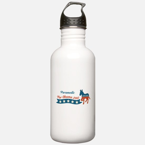 Profession for Obama Water Bottle