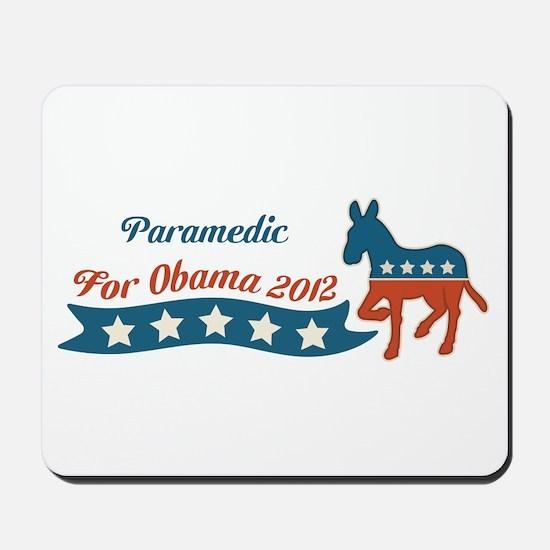 Profession for Obama Mousepad