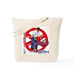 Freestyle BMX Tote Bag