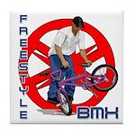 Freestyle BMX Tile Coaster