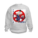 Freestyle BMX Kids Sweatshirt