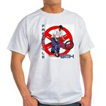 Freestyle BMX Ash Grey T-Shirt