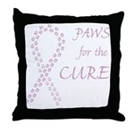 Lavender Cure Throw Pillow