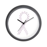 Lavender Cure Wall Clock