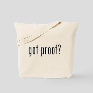 Obama Osama Proof Tote Bag