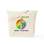 Pride Phone Tote Bag
