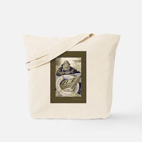 LBI Sailor... Tote Bag