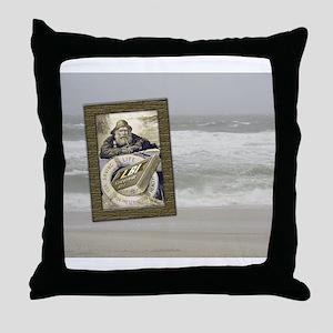 LBI Sailor... Throw Pillow