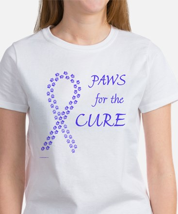 Periwinkle Cure Women's T-Shirt