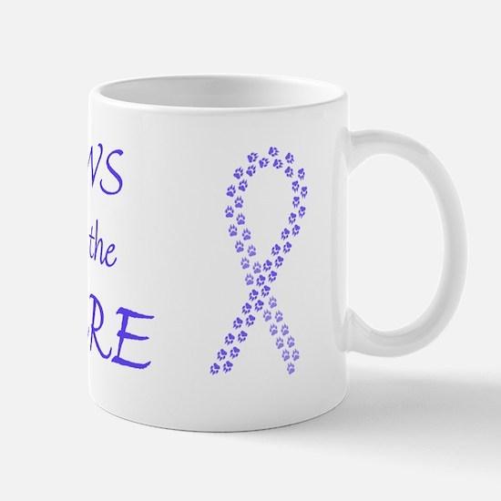 Periwinkle Cure Mug