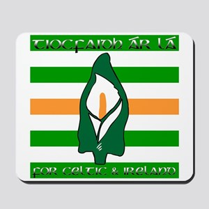 TÁL Easter Lily Mousepad