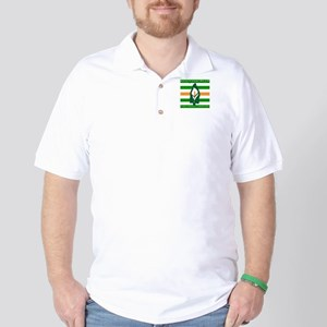 TÁL Easter Lily Golf Shirt