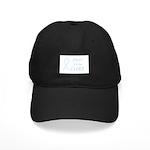 Lt. Blue Cure Black Cap
