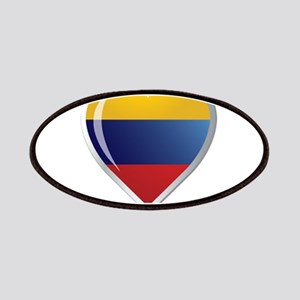 CORAZON COLOMBIA Patches