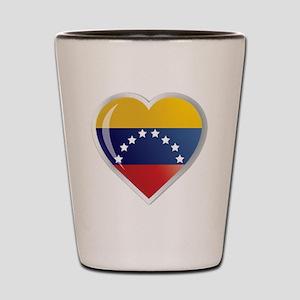 VENEZUELA Shot Glass