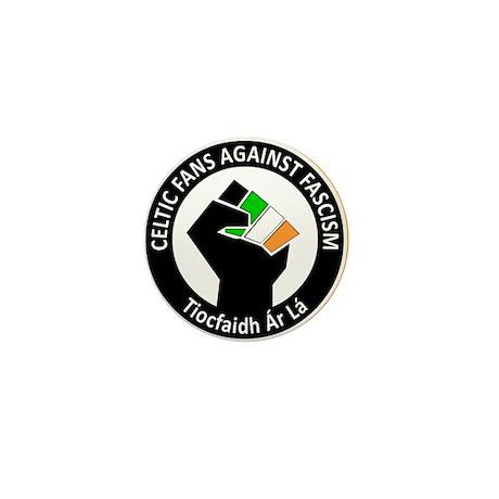 Celtic Fans Against Fascism Mini Button (100 pack)