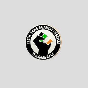 Celtic Fans Against Fascism Mini Button