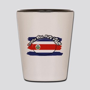 COSTA RICA Shot Glass